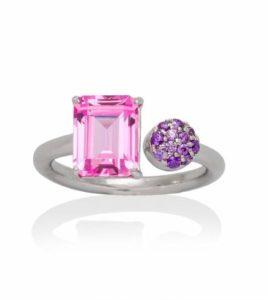 anillo paradise marina garcia rosa