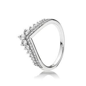 anillo circonita pandora