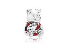 charm pandora oso navidad