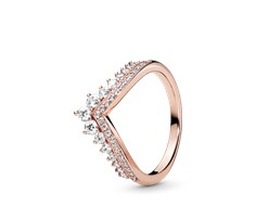 anillo pandora rose