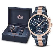reloj lotus especial edicion