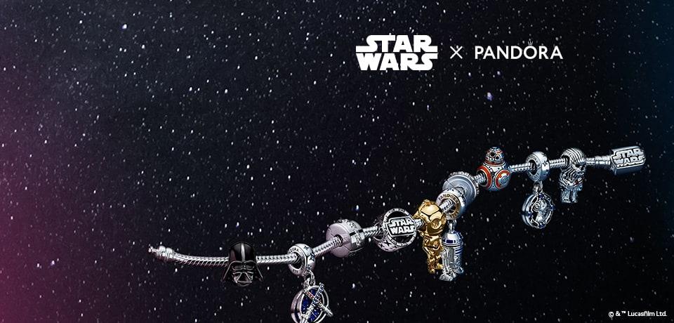 coleccion pandora Star Wars